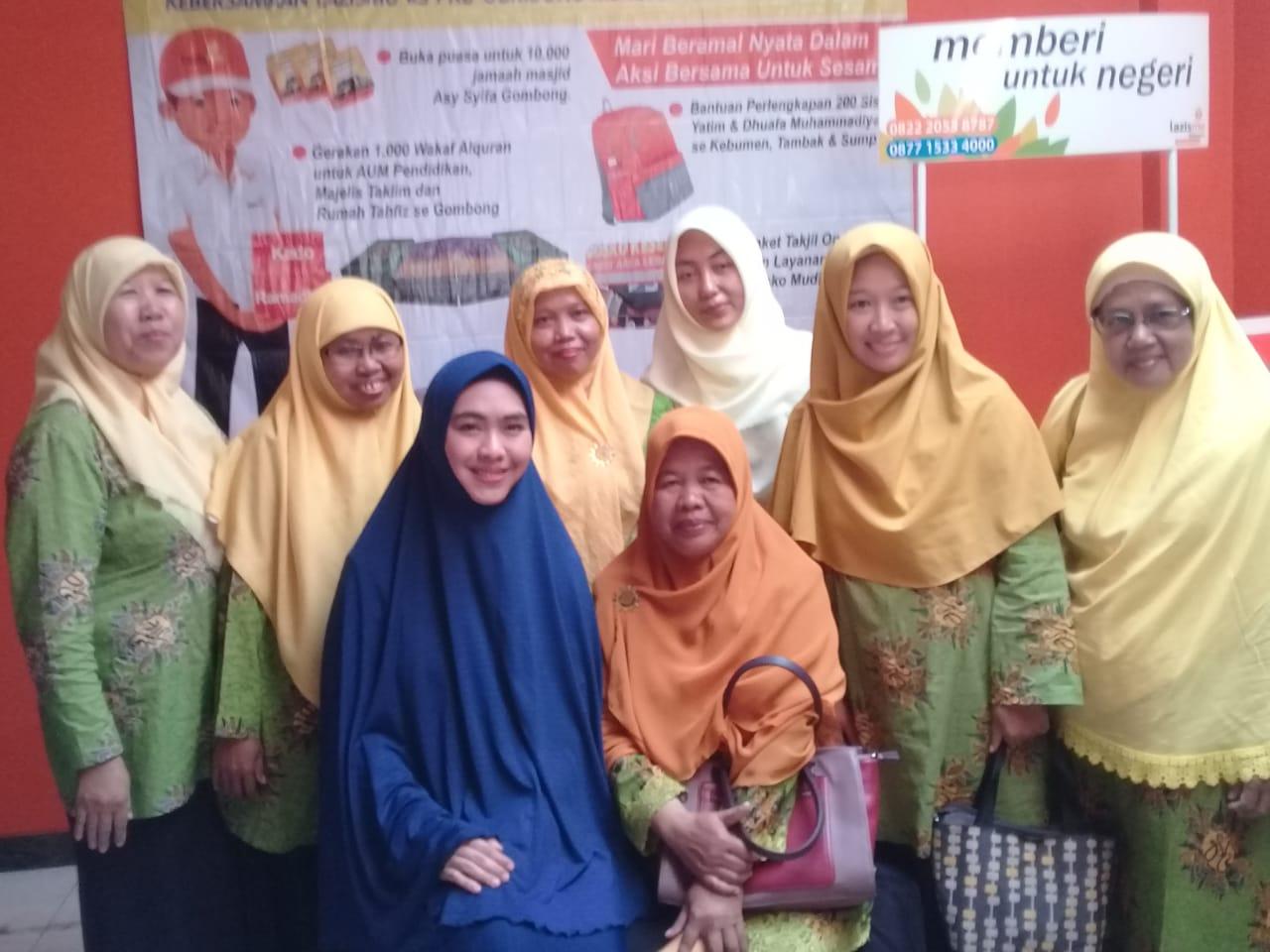 Pengajian dengan Ustdzah Oki Setiyana Dewi